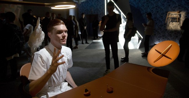 Acclaimed director Robert Wilson creates Hermes installation