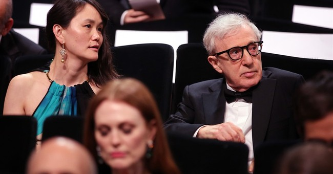 Woody Allen tells Cannes crowd he won't read son's criticism