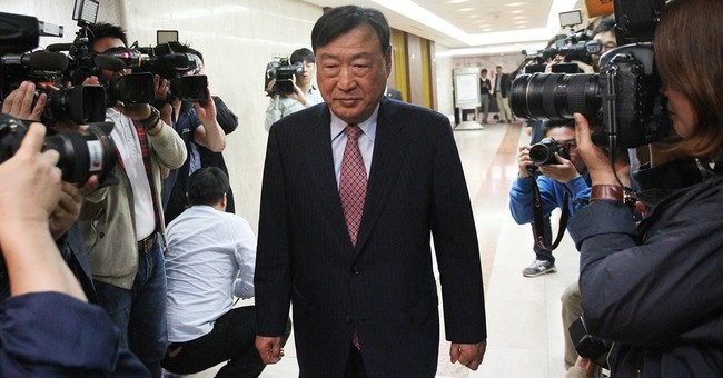 Former minister elected as chief of Pyeongchang 2018