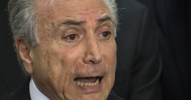 New Brazil finance minister to tackle pension, labor reform