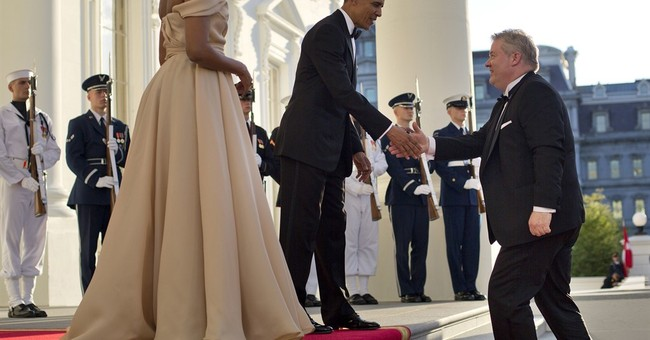 Obamas welcome leaders, celebrities to Nordic State Dinner
