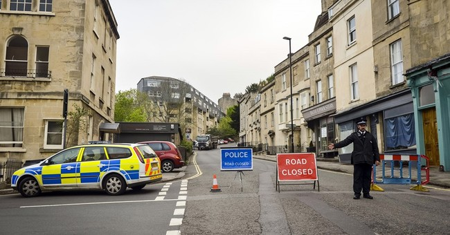 Explosives unit deactivates unexploded WWII shell in Bath
