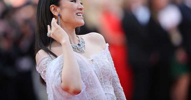 Actress Gong Li irked by lack of Chinese films at Cannes
