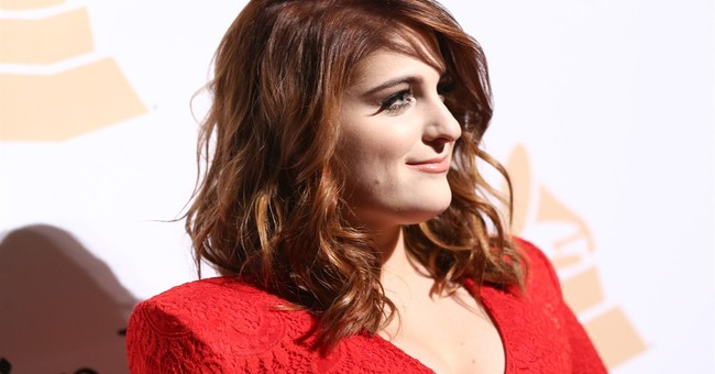Meghan Trainor laughs off 'Tonight Show' fall