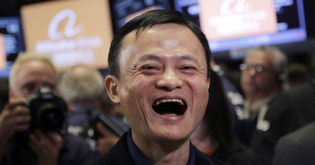 APNewsBreak: Anti-counterfeiting group suspends Alibaba