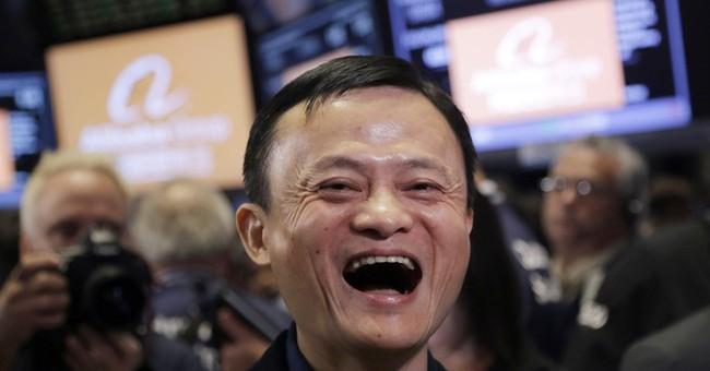 APNewsBreak: Anti-counterfeiting group suspends Alibaba