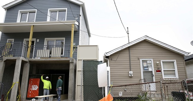 Buyers line up for 400 homes wrecked by Superstorm Sandy