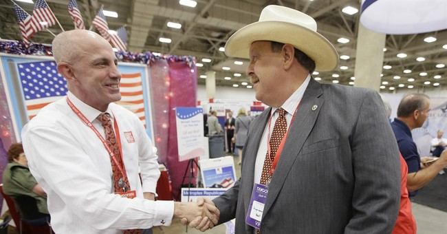 Texas GOP may distance support for gay 'reparative therapy'