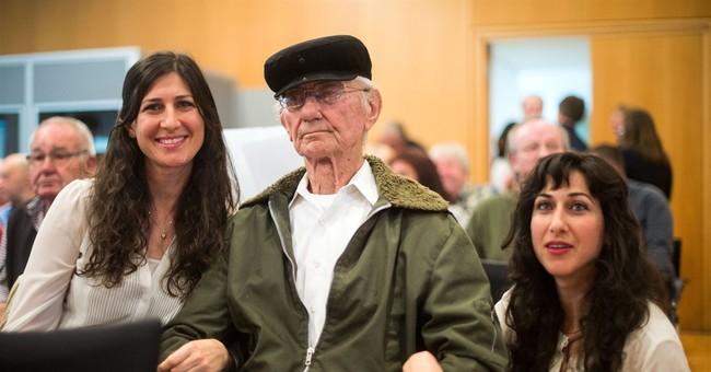 Germany: Court trying SS guard won't hear Auschwitz survivor
