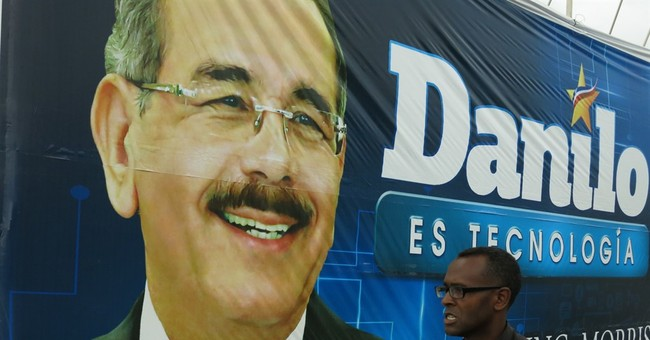 Dominican Republic president seems destined for re-election