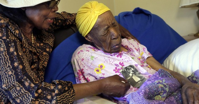 Correction: Obit-World's Oldest Person story