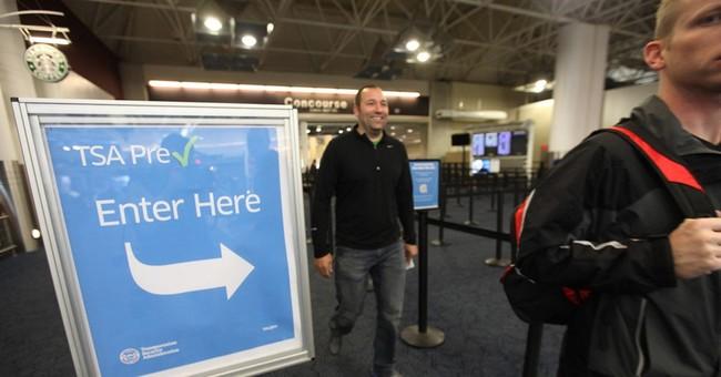 What is TSA's PreCheck expedited screening program?