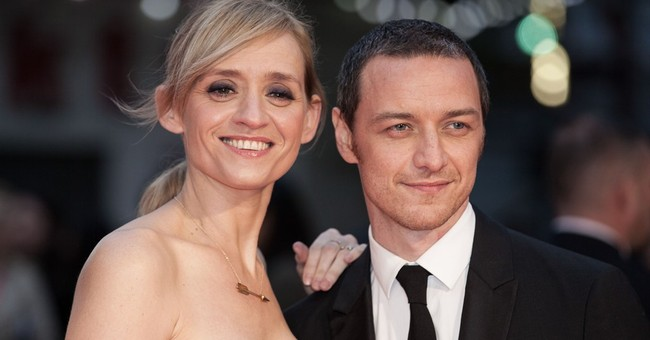 James McAvoy and Anne-Marie Duff announce divorce