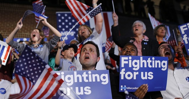 Big rallies or quiet voters? Is Clinton low on enthusiasm?