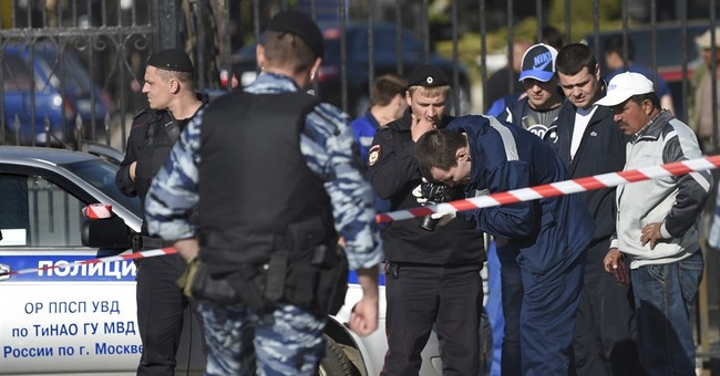 Moscow cemetery brawl leaves 3 dead, 23 in the hospital