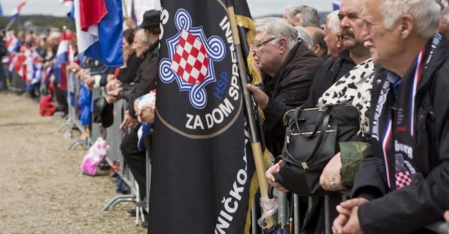 Croats commemorate WWII massacre amid far-right surge
