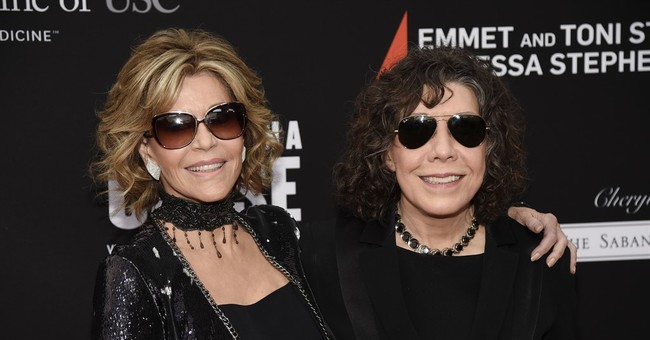 Jane Fonda needed therapy, acting coach to make Netflix show