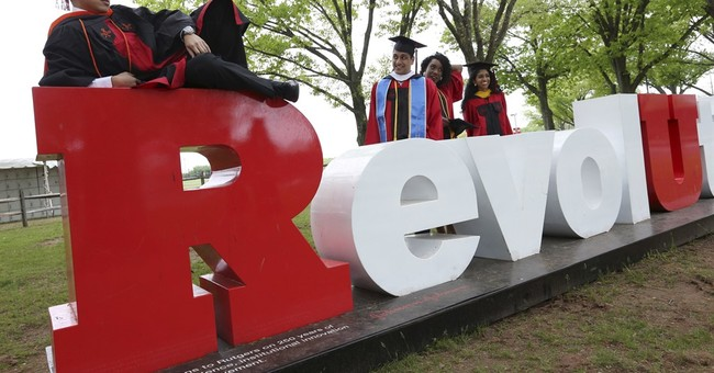 Obama at Rutgers commencement was 2 years in the making