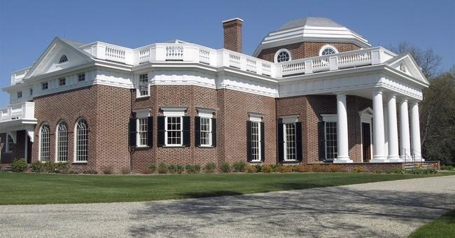 Ice cream magnate auctioning off Monticello mansion replica