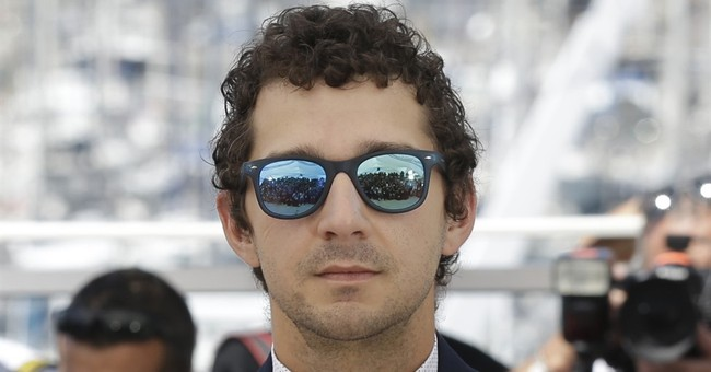 Shia LaBeouf finds raves in Cannes, will play John McEnroe