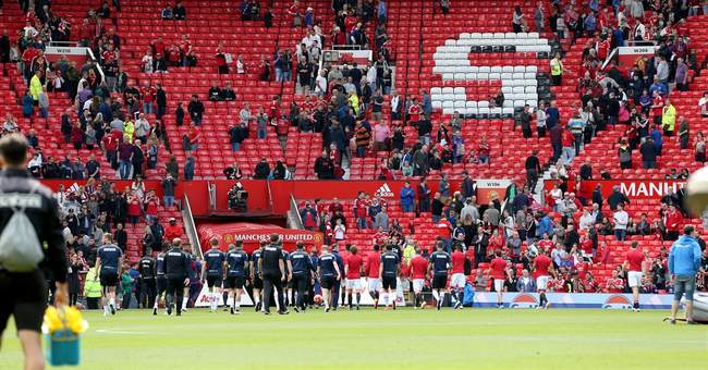 Police: Fake bomb at Man United left from training exercise