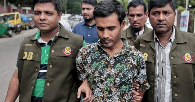 Bangladesh police arrest suspect in killing of gay activist