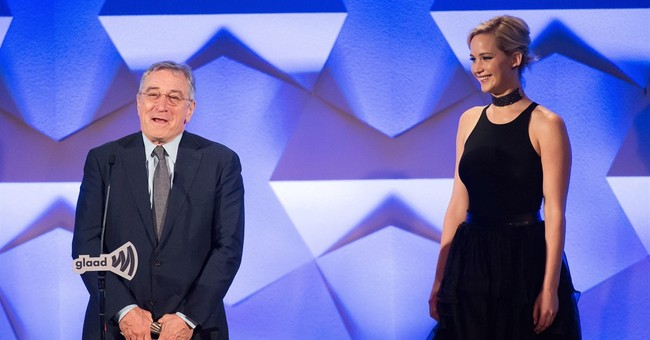 Cox, Carey talk importance of GLAAD at annual awards