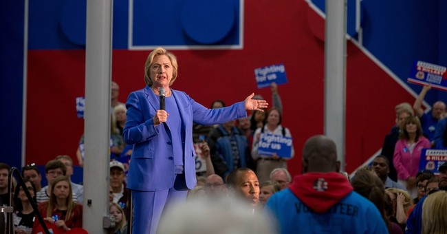 Clinton campaigns in Kentucky before Tuesday's primary