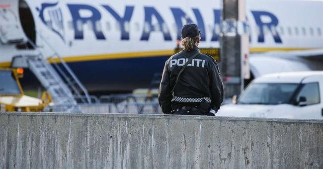Manchester-bound Ryanair plane evacuated in Norway