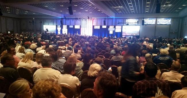Security concerns end Nevada Democrats' convention