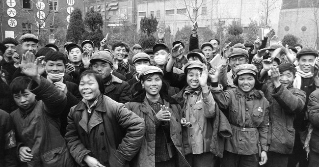 AP PHOTOS: 50 years ago, China launched Cultural Revolution