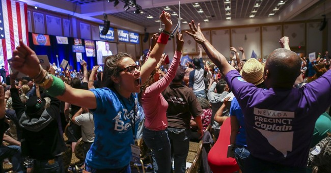 Nevada Democrats: Sanders campaign has violent streak