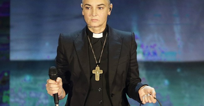 Sinead O'Connor is known as much for her opinions as music