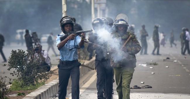 Kenya: Police fire tear gas, make arrests during protests