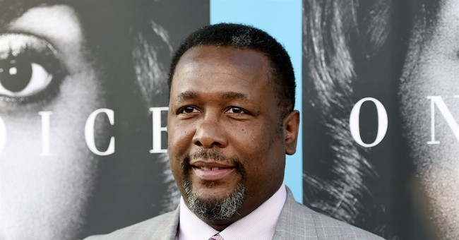 Police: Actor Wendell Pierce upset by politics, hits woman