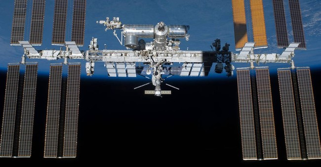 International Space Station makes 100,000th orbit of Earth