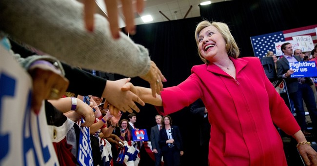 "Clinton: People should stop listening to GOP ""propaganda"""