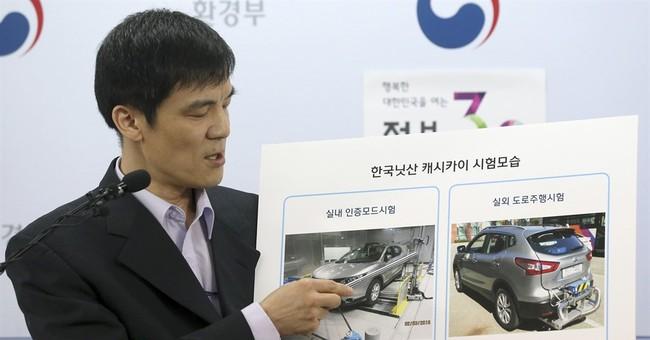 South Korea to fine Nissan for allegedly bogus emission data