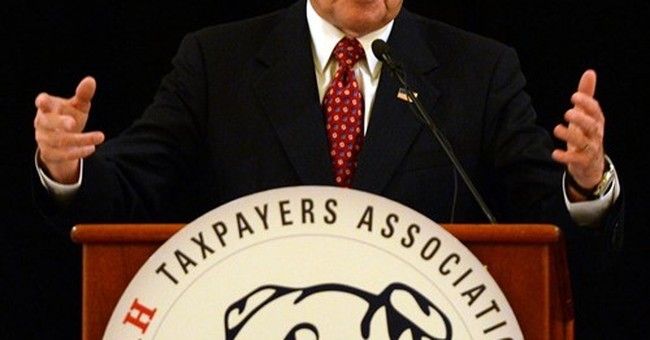 Governor regrets 'I'm  Available Jones' comment to lobbyists