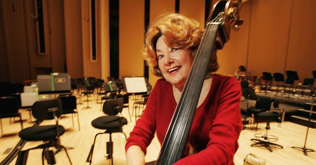 Record-holding symphony bassist, 87, collapses onstage, dies