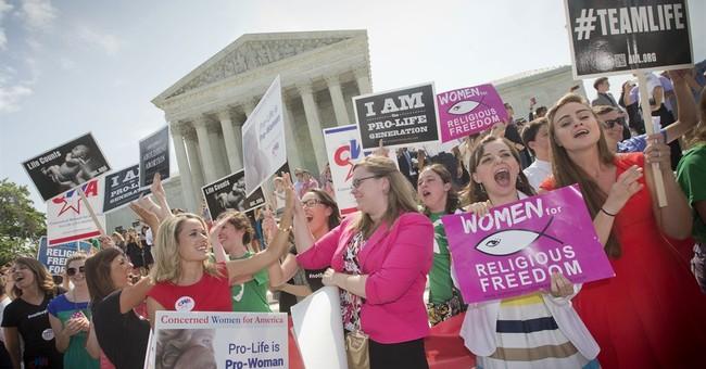 8-justice Supreme Court dodges decision on birth control