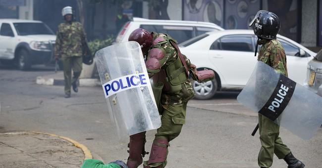 Kenya: Photos of police violence spark international outrage