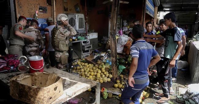 Wave of bombings in Baghdad kill 69