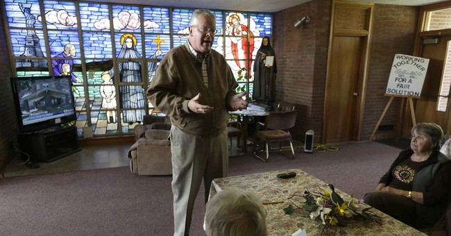 Q&A: Breakaway Catholic churches not new, but frowned upon