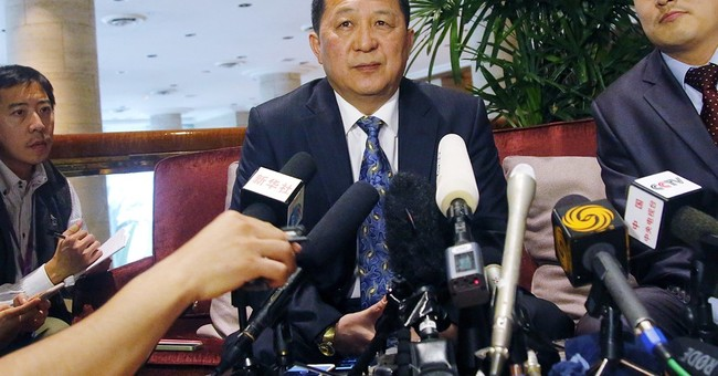 North Korea names ex-nuclear envoy as new foreign minister