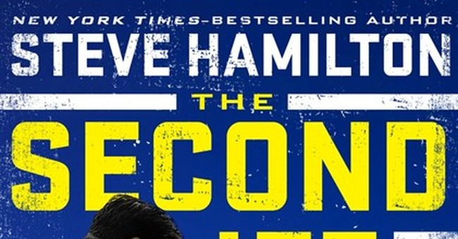 A new life for crime writer Steve Hamilton