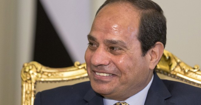 Kerry, el-Sissi discuss stalled Arab-Israeli peace efforts