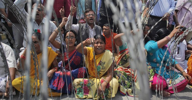 Detention of Briton sparks concerns over Nepal's democracy