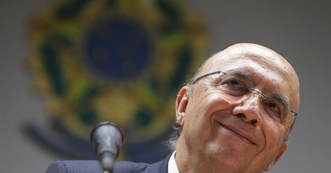 Bank economist picked for Brazil central bank governor