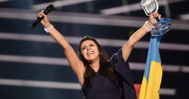 UN: Eurovision victory 'makes no difference' for Tatars